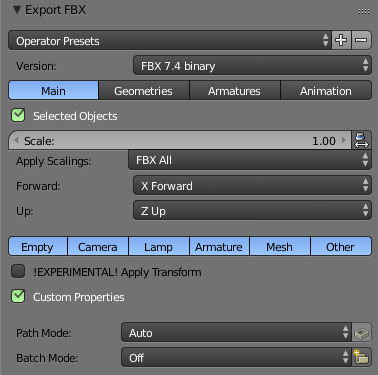 Blender fbx export.png