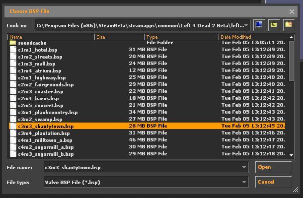 L4D2 EMS/Creating a Simple Mutation - PlayerSpawns - Valve