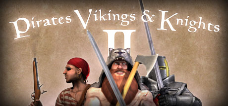 Pirates, Vikings and Knights II