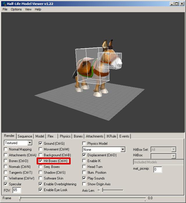 HLMV create hitboxes - Valve Developer Community