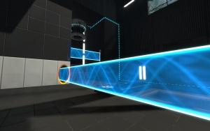 Portal 2 Puzzle Maker Light Bridge Valve Developer