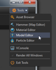 Model editor from tools button.png
