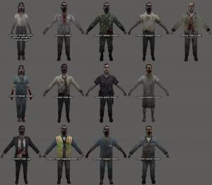 Left 4 Dead Infected Populations - Valve Developer Community
