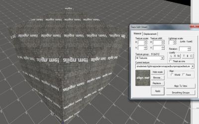 Texture Alignment Valve Developer Community